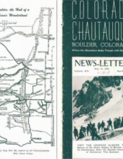 Chautauqua newsletter
