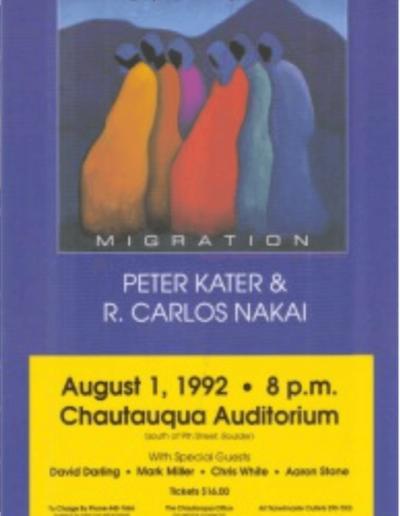 Peter Kater & Carlos Nakai