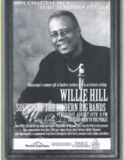 Willie Hill
