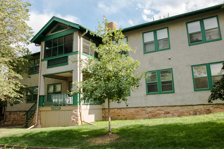 lodge at Chautauqua in Boulder, Colorado