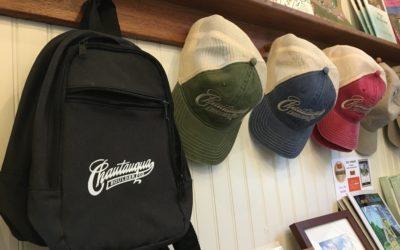 Check Out Our Chautauqua Swag!
